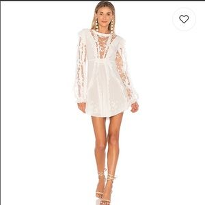 For Love and Lemons Lace Dress Size XS